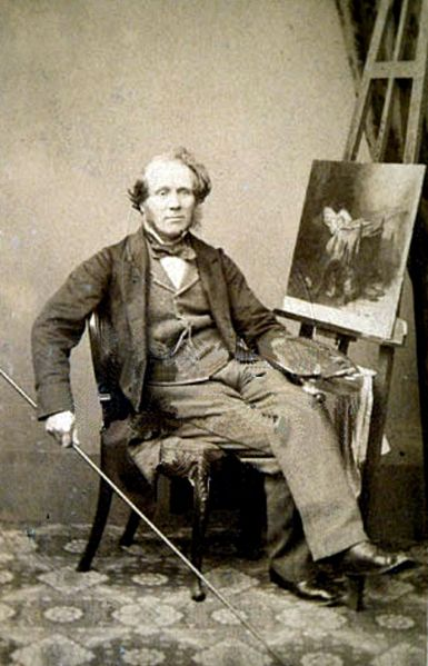 Photo of William Powell Frith