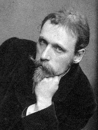 photo of Walter Crane